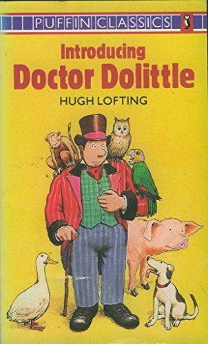 9780140308808: Introducing Doctor Dolittle (Puffin Books)
