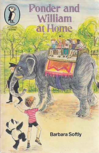 9780140309027: Ponder and William at Home (Young Puffin Books)