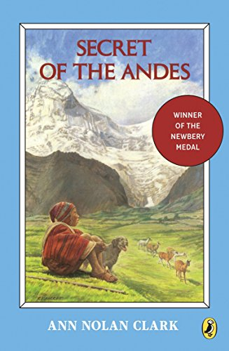 9780140309263: Secret of the Andes (Puffin Newberry Library)