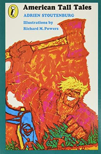 9780140309287: American Tall Tales (Puffin Books)