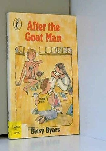 9780140309928: After the Goat Man (Puffin Books)
