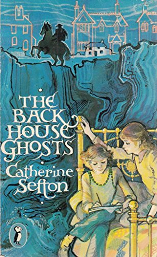 9780140310054: Back House Ghosts (Puffin Books)