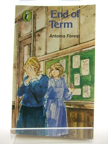 9780140310191: End of Term (Puffin Books)