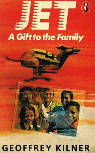 9780140310528: Jet, a Gift to the Family (Puffin Books)