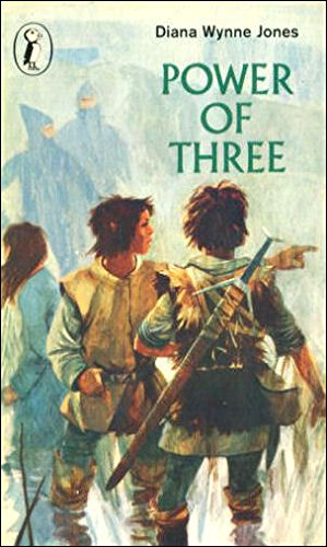 9780140310580: Power of Three (Puffin Books)