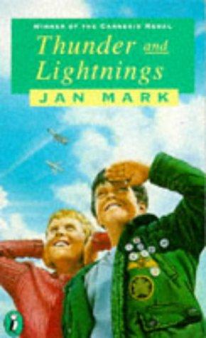 Thunder And Lightnings (Puffin Books): Mark, Jan