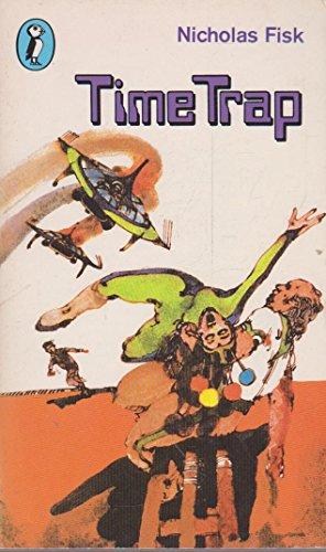 9780140310641: Time Trap (Puffin Books)