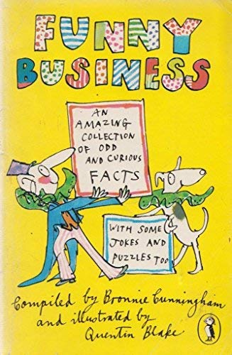 Funny Business (Puffin Books) (0140310711) by Cunningham, Bronnie