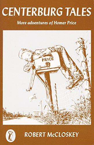 Centerburg Tales (Puffin story books): McCloskey, Robert