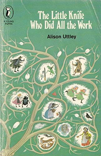 9780140310849: The Little Knife Who Did All the Work (Puffin Books)
