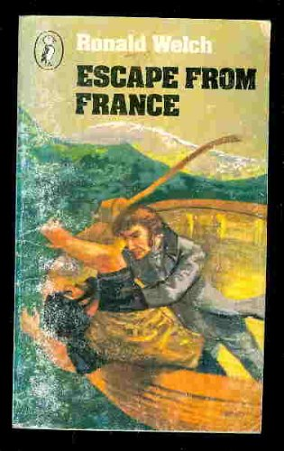 Escape from France (Puffin Books) (0140310916) by Ronald Welch