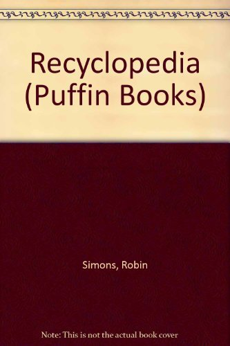 9780140311075: Recyclopedia (Puffin Books)