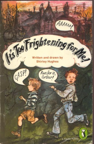 9780140311587: It's Too Frightening for Me (Young Puffin Books)