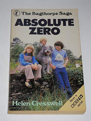 9780140311778: Absolute Zero: Being the Second Part of the Bagthorpe Saga