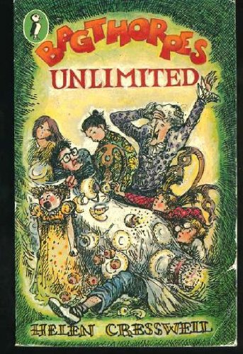 9780140311785: Bagthorpes Unlimited: Being the Third Part of the Bagthorpe Saga