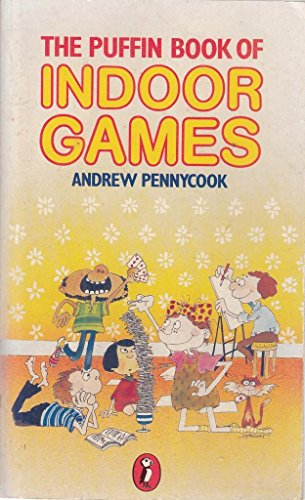 9780140311808: The Puffin Book of Indoor Games (Puffin Books)