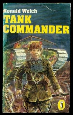 9780140312188: Tank Commander (Puffin Books)