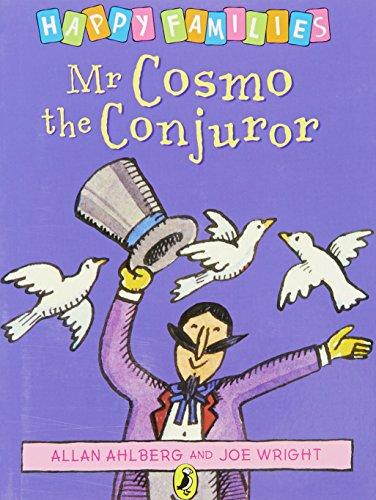 9780140312379: Mr Cosmo the Conjuror (Happy Families)