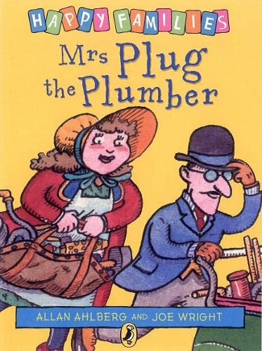 9780140312386: Mrs Plug the Plumber [Happy Families Series]