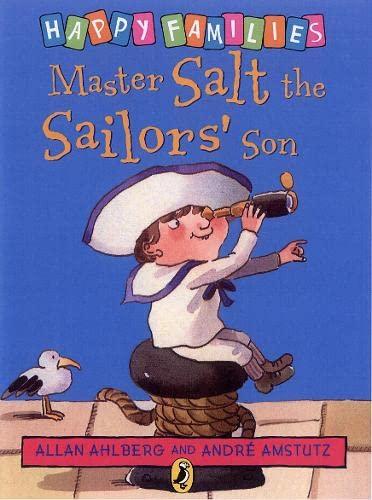 9780140312409: Master Salt the Sailors' Son [Happy Families Series]