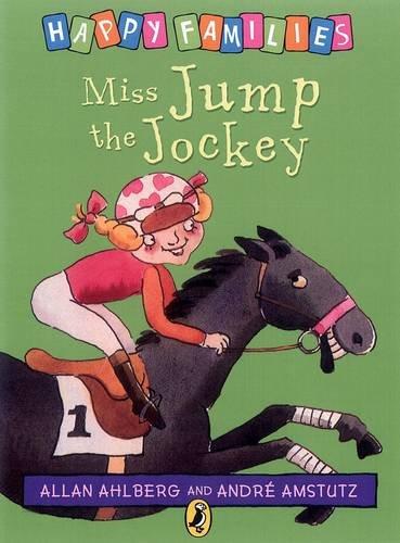 9780140312416: Happy Families Miss Jump The Jockey
