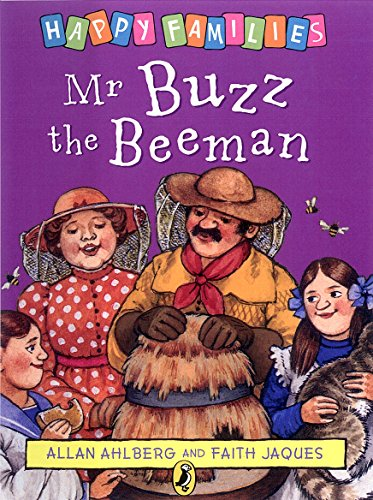 9780140312447: Mr Buzz the Beeman (Happy Families)