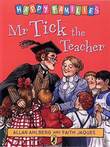 9780140312454: Mr Tick the Teacher (Happy Families)