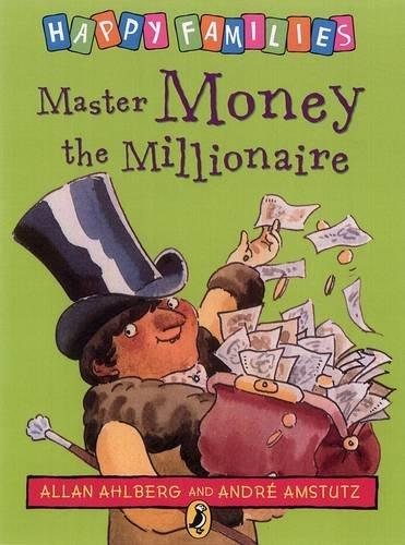 9780140312461: Master Money the Millionaire (Happy Families)