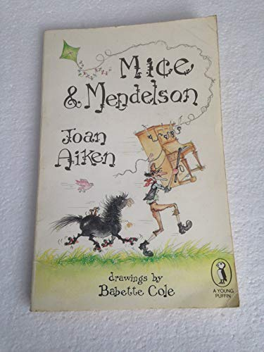 9780140312539: Mice and Mendelson (Puffin Books)