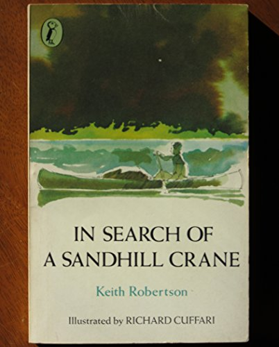 In Search of A Sandhill Crane: Keith Robertson