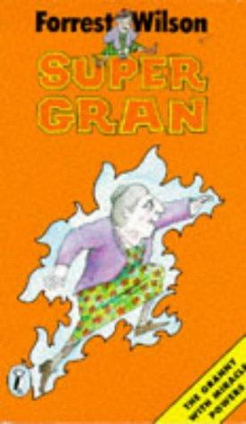 9780140312669: Super Gran (Puffin Books)