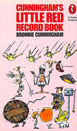 9780140313345: Cunningham's Little Red Record Book (Puffin Books)
