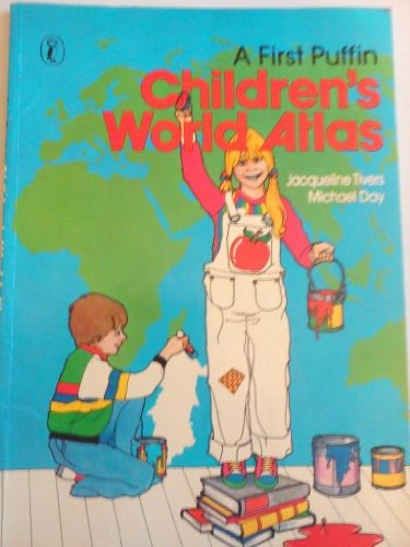 9780140313444: Children's World Atlas (Puffin Books)