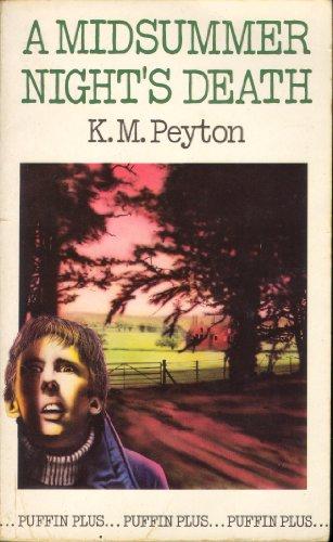 9780140313550: A Midsummer Night's Death (Puffin Books)