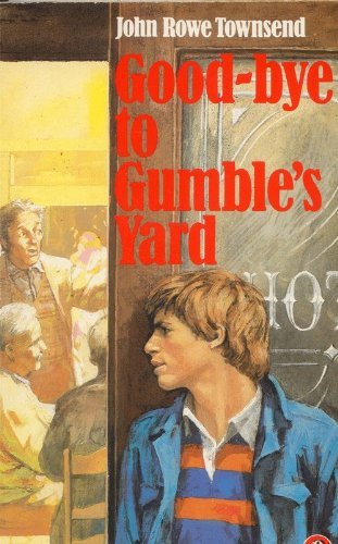 9780140314038: Goodbye to Gumble's Yard (Puffin Books)