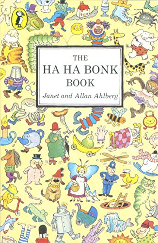 9780140314120: The Ha Ha Bonk Book (Young Puffin Books)