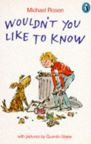 9780140314151: Wouldn't You Like to Know (Puffin Books)