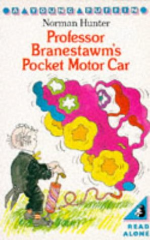 Professor Branestawm's Pocket Motor Car (Puffin Books) (0140314180) by Hunter, Norman