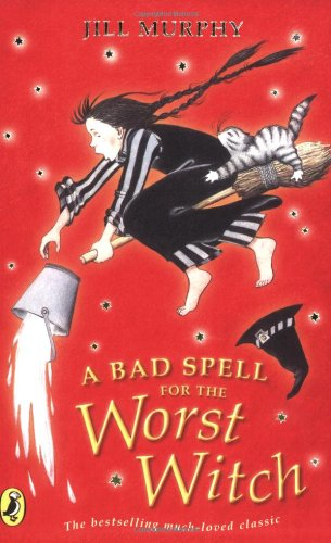 9780140314465: A Bad Spell for the Worst Witch