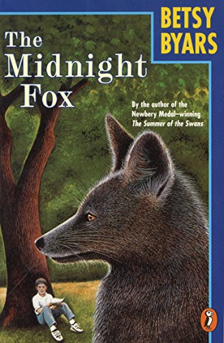 9780140314502: Byars Betsy : Midnight Fox (Us Edition) (Puffin story books)