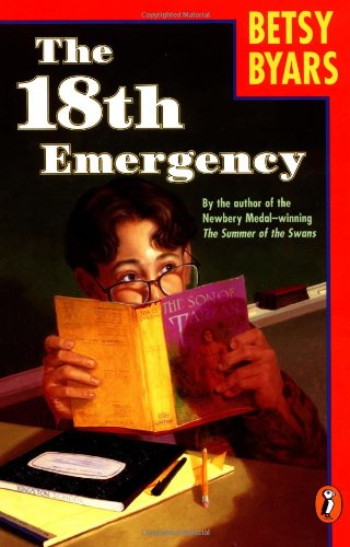 9780140314519: Byars Betsy : Eighteenth Emergency (U.S. Edition) (Puffin story books)