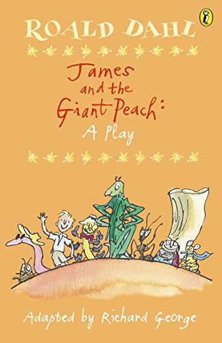 James and the Giant Peach (Paperback): Roald Dahl