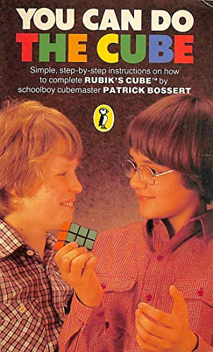 9780140314830: You Can Do the Cube: Simple. step-by-step instructions on how to complete Rubik's Cube
