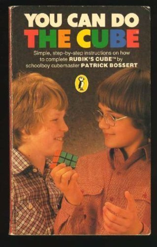 You Can Do the Cube (Puffin Books): Patrick Bossert