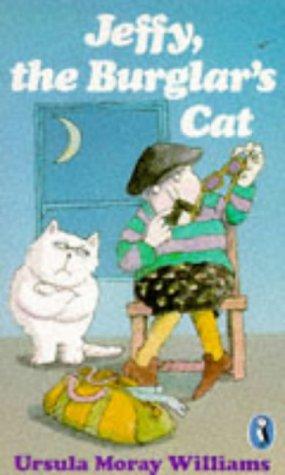 9780140314939: Jeffy, the Burglar's Cat (Puffin Books)