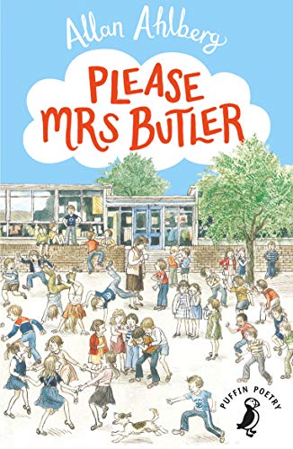 9780140314946: Please Mrs Butler: Verses (Puffin Books)