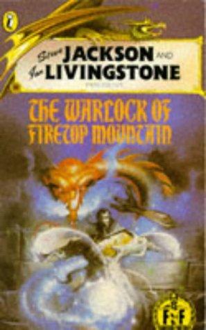 Warlock of Firetop Mountain - Fighting Fantasy: Jackson, Steve, Livingstone,