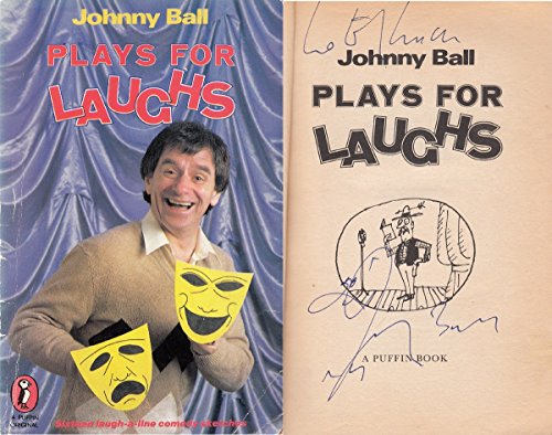 9780140315486: Plays for Laughs (Puffin Books)
