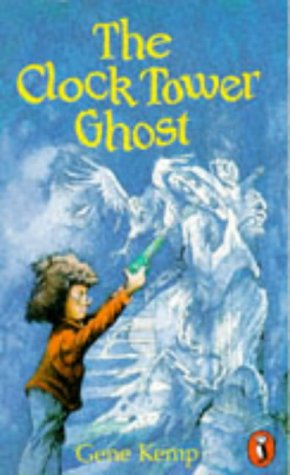 9780140315547: The Clock Tower Ghost (Puffin Books)