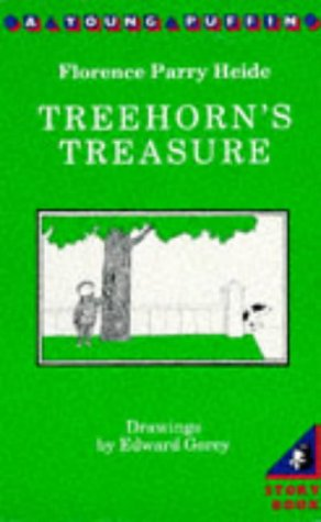 9780140315592: Treehorn's Treasure (Young Puffin Books)